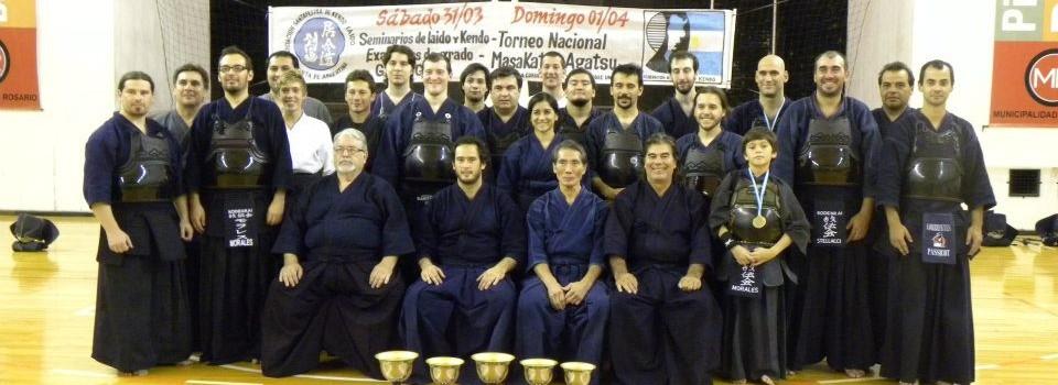 1º Godo Geiko Nacional, Rosario 2012