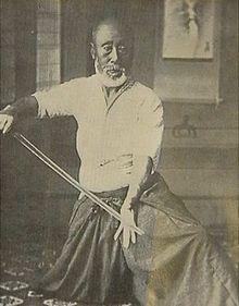 Historia del Iaido
