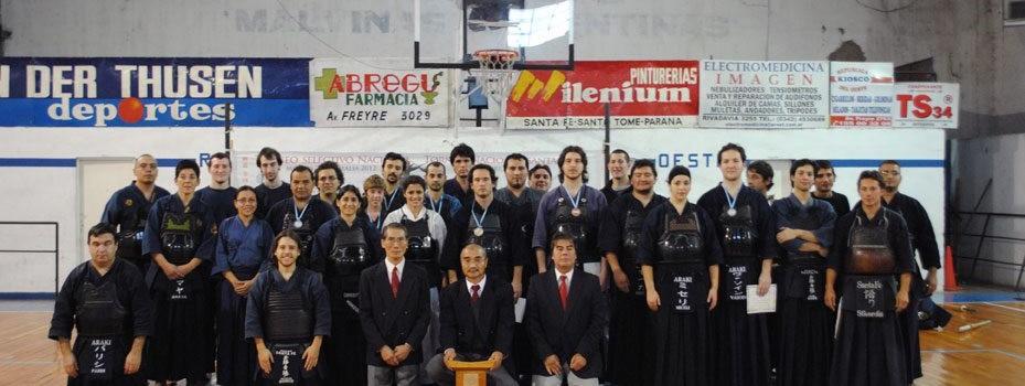 2º Godo Geiko Nacional, Santa Fe 2011