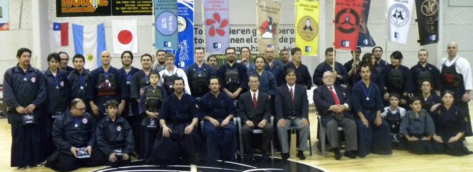 2º Godo Geiko Nacional, Mendoza 2012