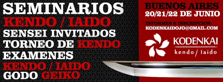 2º Godo Geiko Nacional, Buenos Aires 2013 (Header)