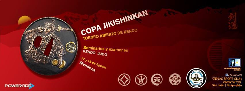 3º Godo Geiko Nacional, Mendoza 2013 y II Torneo de Kendo Copa Jikishinkan