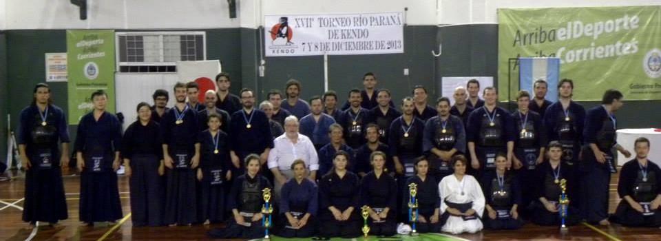 XVIIº Torneo Río Parana de Kendo