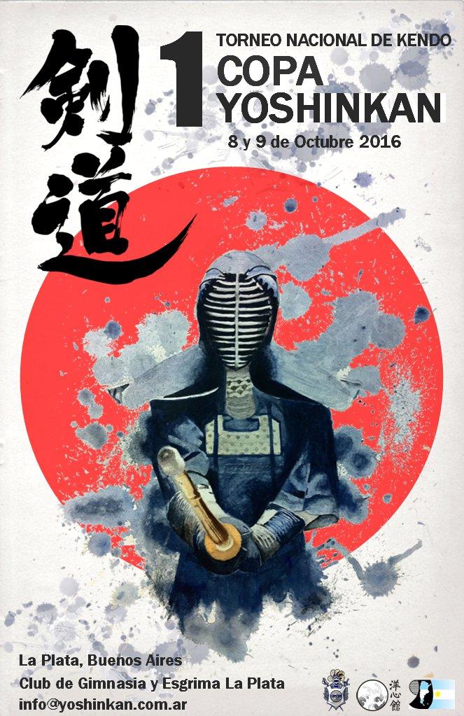 1er Torneo Nacional de Kendo Copa Yoshinkan